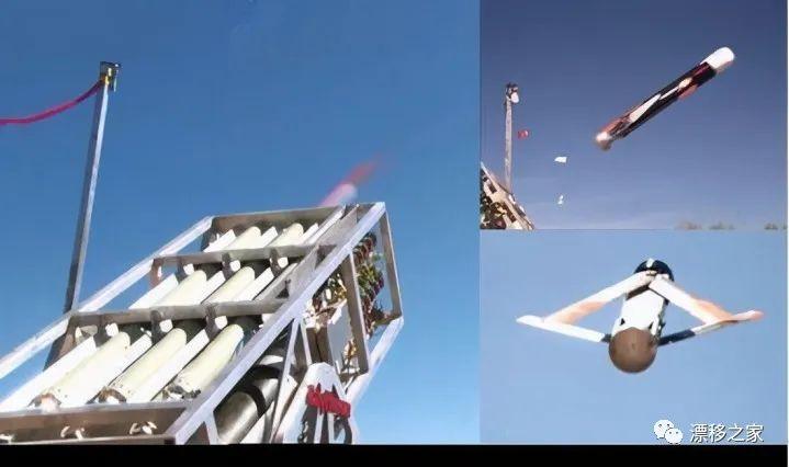 中国展示反无人机蜂群的作战的新装备1