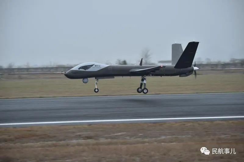 翼龙-2无人机是由中国航空工业集团公司自主研制的具有国际先进水平的多用途无人机