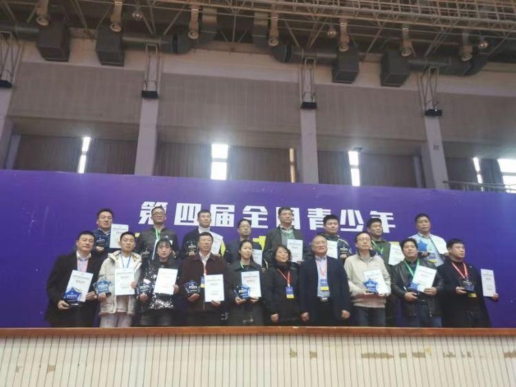 潍城区芙蓉小学代表队荣获空中格斗项目全国冠军