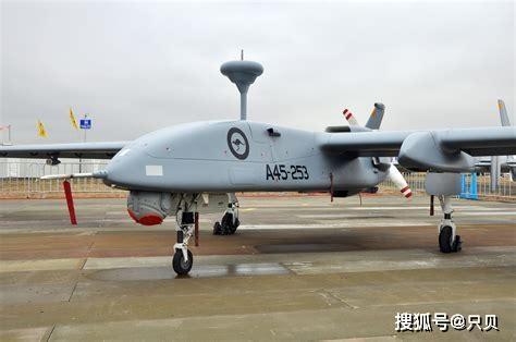 4.6吨重的苍鹭TP无人机