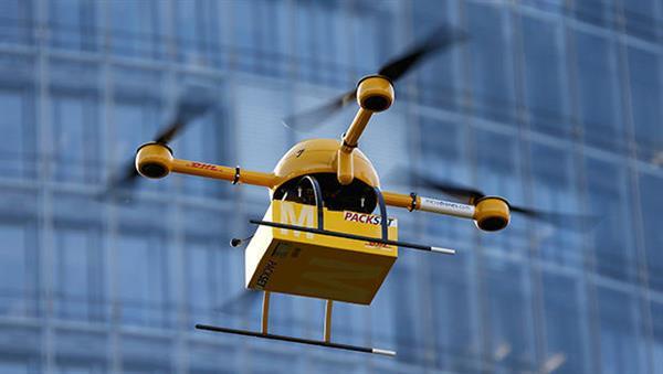 无人机物流运输