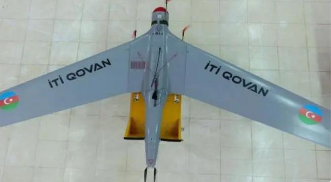 阿塞拜疆巡飞弹实现国产 技术来自以色列