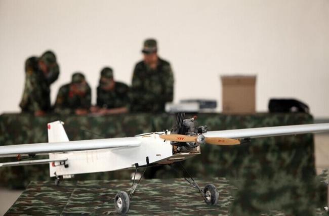 在灾害中无人机已经发挥了重要作用