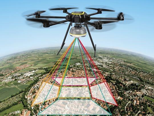 无人机影像测量