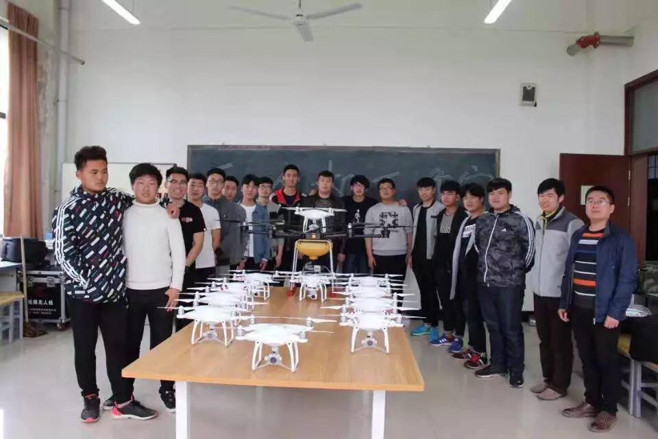 无人机应用技术专业-山东理工职业学院