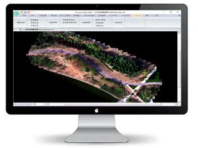 Yusense Map数据处理软件