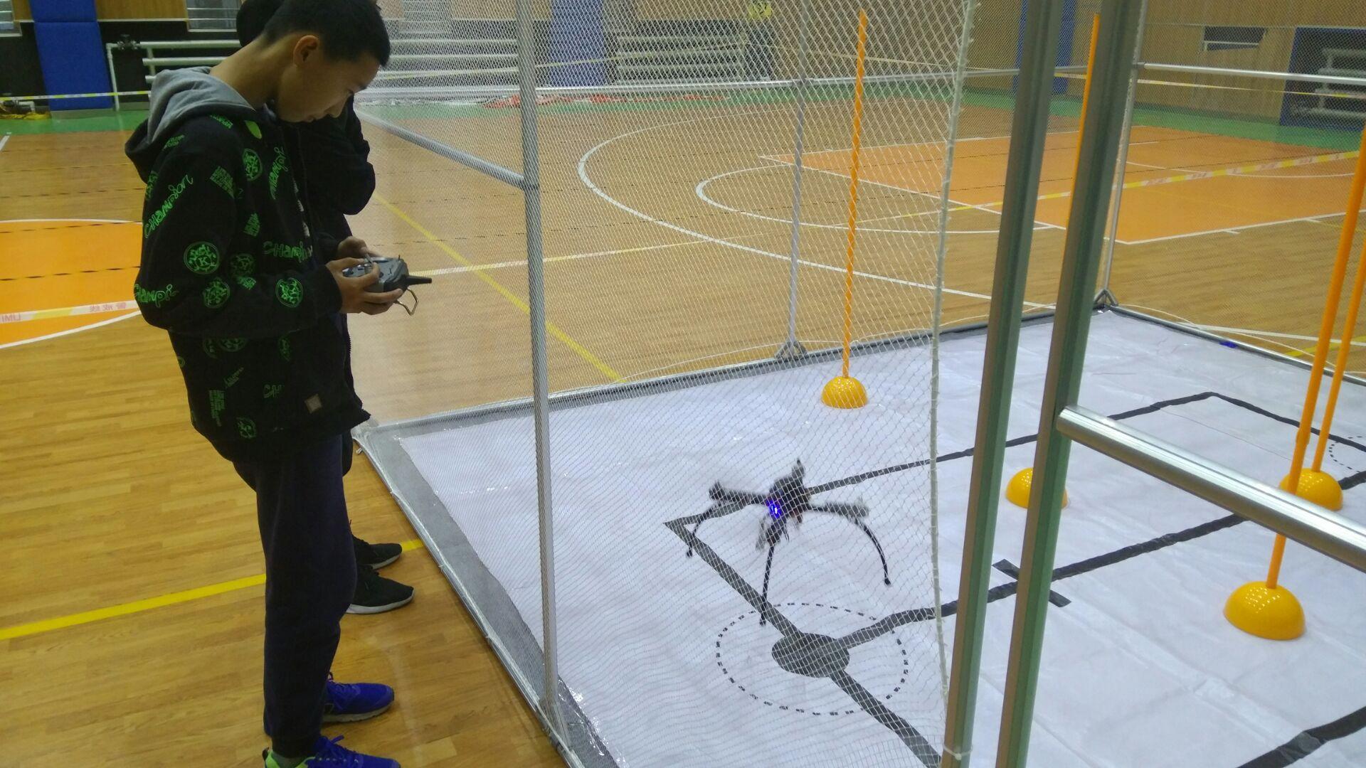 空中机器人挑战赛