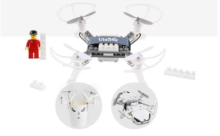 无人机课程之无人机无接触送口罩