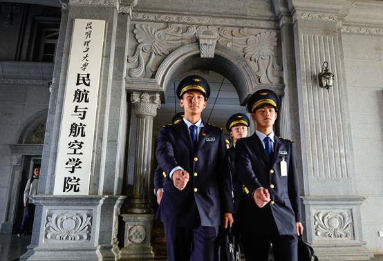 """""""中国小机长""""养成计划的实训基地"""