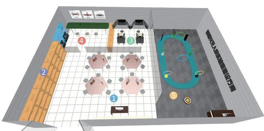 无人机实验室建设方案