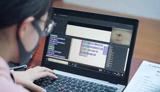 青少年编程-无人机创意编程赛