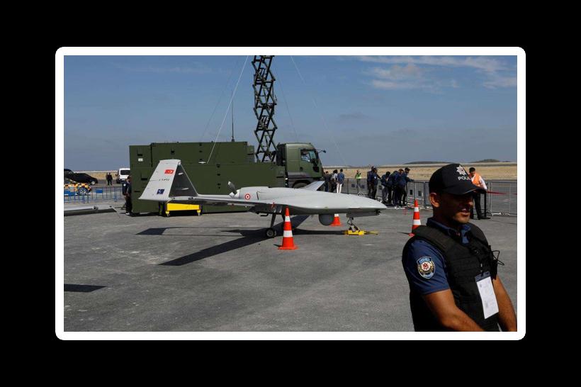 土耳其无人机逞威,中方已在研发新型反制技术
