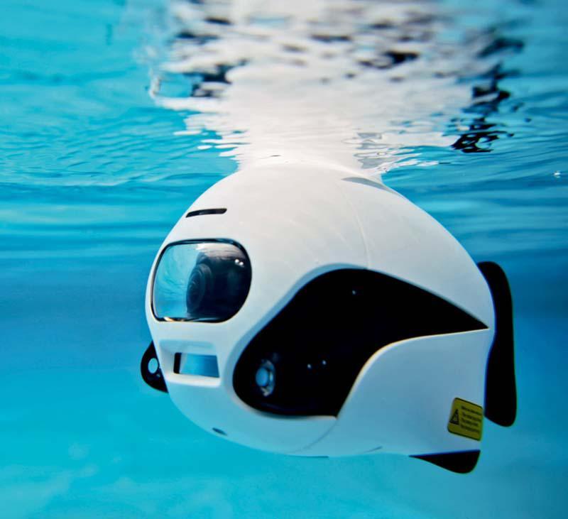 什么是水下无人机,水下无人机的主要应用场景
