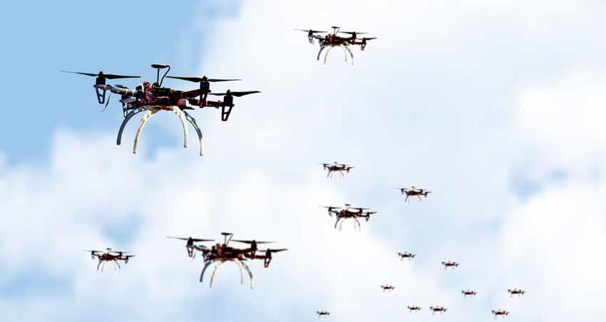 """无人机:天空中的""""隐形杀手""""?"""
