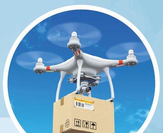 无人机:空中魔术师-各种类型的无人机