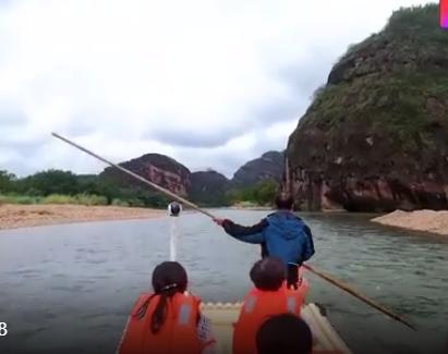 无人机拍旅行纪录片