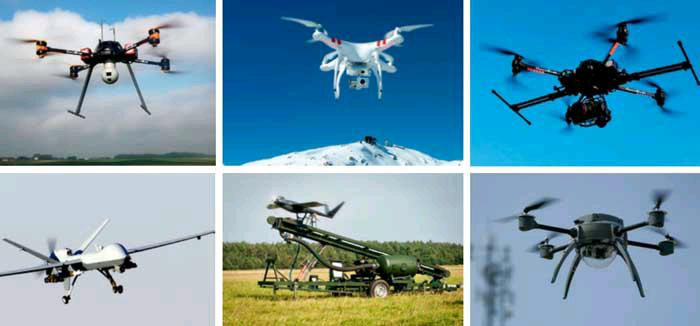 航拍无人机的发展历史与应用