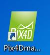 运行PIX4D软件