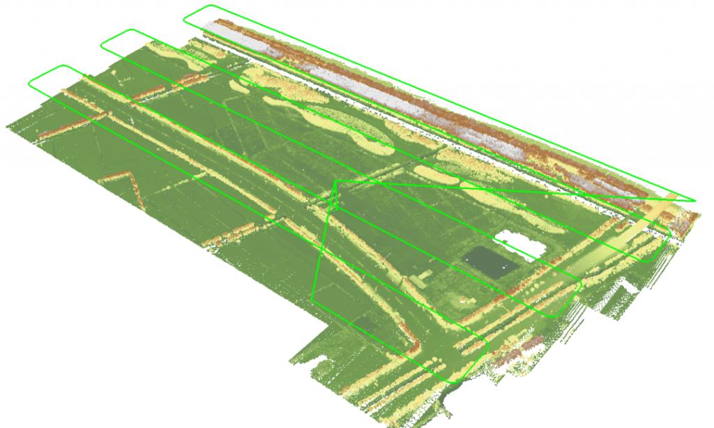 智理图轨迹解算模块完成组合导航轨迹解算