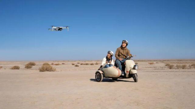 无人机成为应急救援体系的重要科技力量