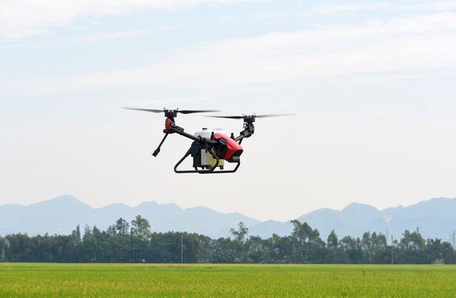 极飞2021款新品P80 V40 P40双旋翼植保机价格参数插图22