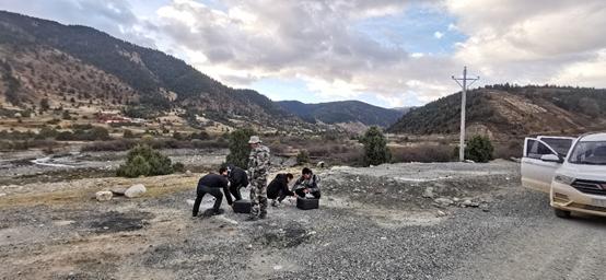 精灵 4 RTK + 大疆智图——双剑合璧挑战4000米高海拔航测插图