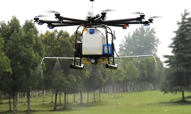 植保无人机:2021年乘风破浪,酝酿7大裂变!