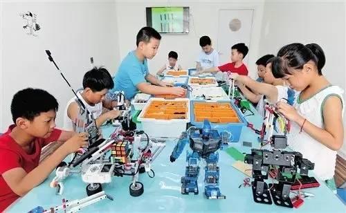 孩子为什么参加世界机器人大赛?插图