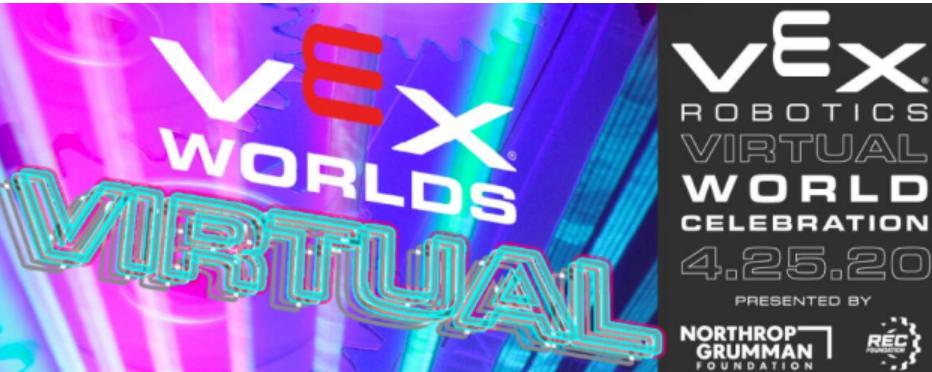 VEX机器人线上庆典活动4月25日举办,将发布新赛季主题