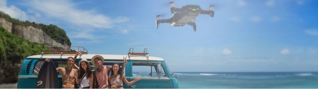 DJI大疆培训考证「无人机航拍技术」 UTC慧飞培训