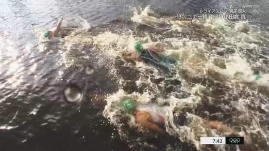 """反转?东京奥运""""粪水""""里比赛,冠军都吐了,中国运动员说不臭"""
