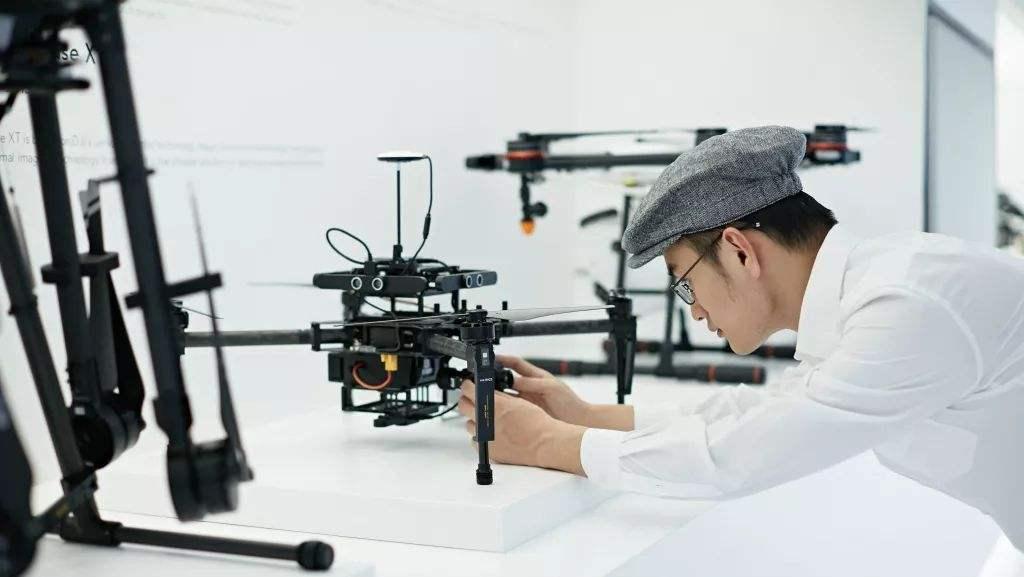 2021无人机线上市场:大疆新品发布,市场份额再提升
