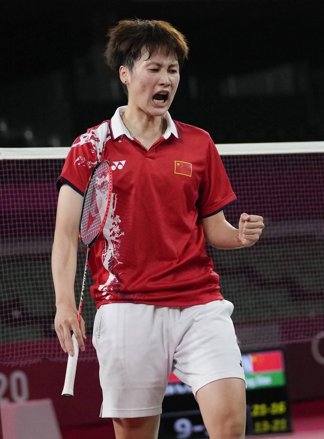 第24金!陈雨菲力克中国台北选手夺得羽毛球女单冠军