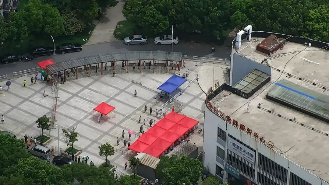 消防固定翼无人机机场扬州首飞,助力抗疫大显身手
