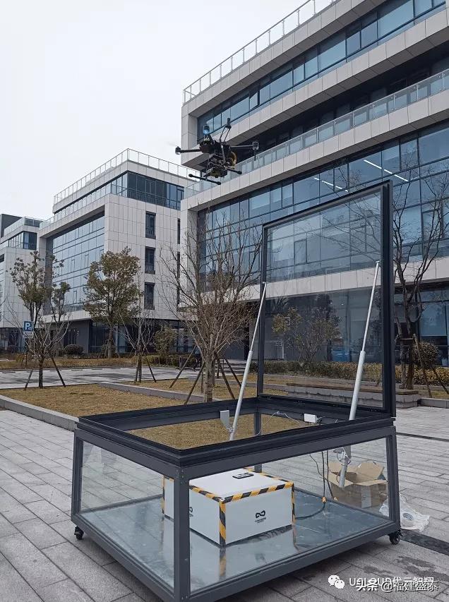"""无人机应用领域扩张,自动机场成为其背后的""""翅膀"""""""