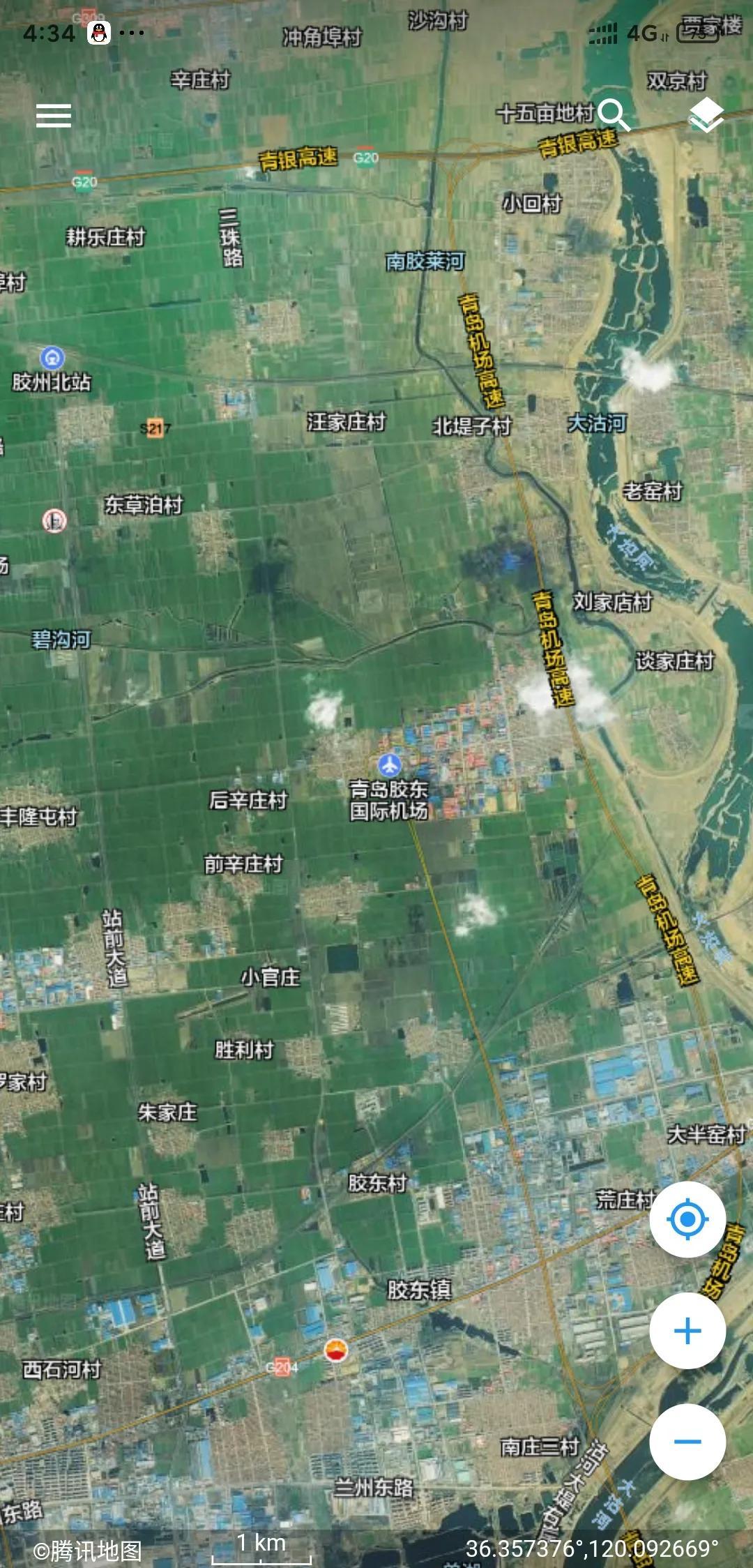 卫星地图哪家强?全面评测主流的五家卫星地图