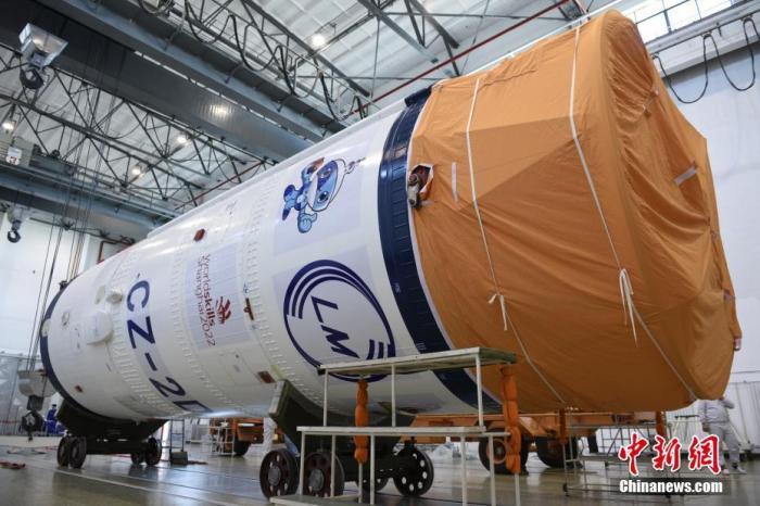 """""""探日时代""""到来!中国发射首颗太阳探测科学技术试验卫星""""羲和号"""""""